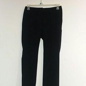 Women's Vince Camuto Black Pants 8p